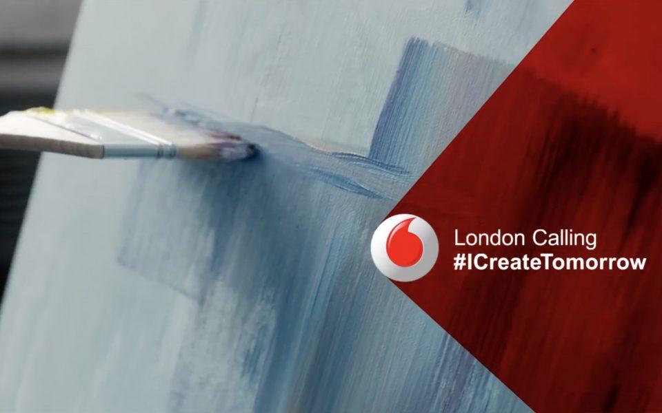 Vodafone I Create Tomorrow